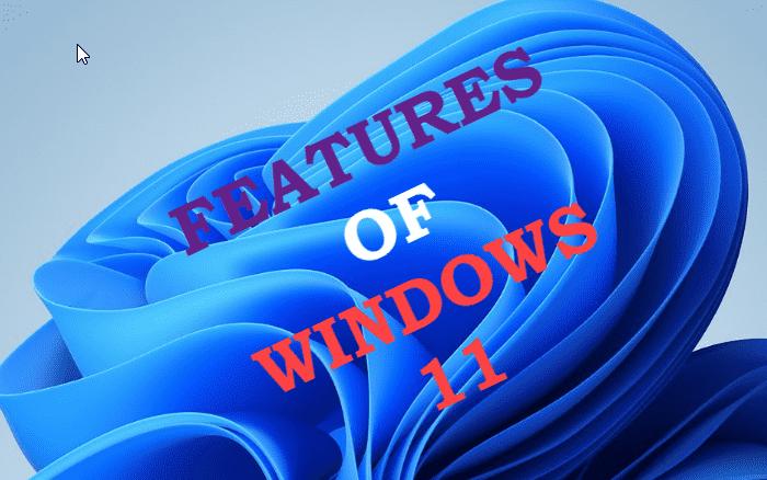 Las 5 principales características nuevas introducidas en Windows 11