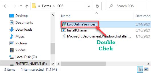 Servicios en línea épicos Dc Min