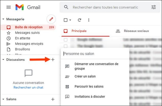 Cómo utilizar el chat de Google en un navegador web