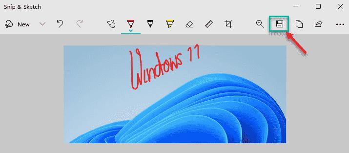 Ahorre Windows 11 Min