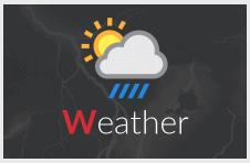 Mejor extensión meteorológica para Chrome