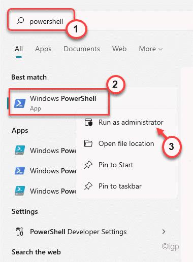 Windows Powersehll Min