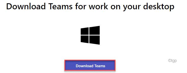Descargar Teams Min