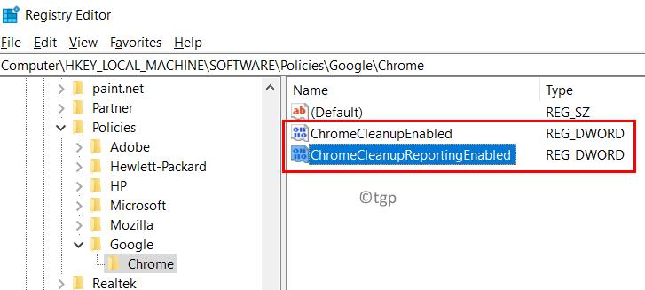 Dword bajo Chrome Min