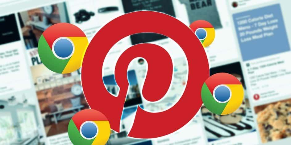 Image Downloader Pinterest Chrome Extension