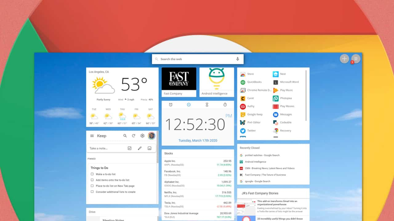 Best Weather Extension for Chrome